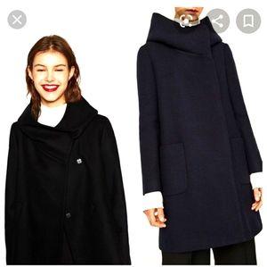 Zara wool outawere/jacket